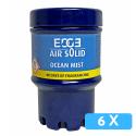Quartz Green Air Ocean Mist luchtverfrisser-navulling 6 stuks