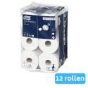 Tork SmartOne mini toiletrol 2 laags 12 stuks