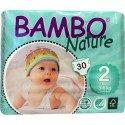 Bambo | Luiers | 2 Mini | 3-6 kg | 30 stuks | 23cnt per luier