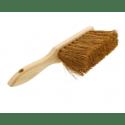 Houten handveger | Kokoshaar | Plat