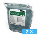 Ecolab | KitchenPro Floor | Keuken- en vloerreiniger | Flacon 2 x 2 liter