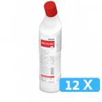 Ecolab maxx into WC2 sanitairreiniger 12 x 750 ml