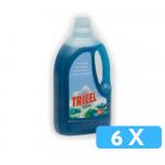 Tricel | Vloeibaar wasmiddel ultra | Fles 6 x 1.5 liter