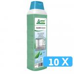 Green Care | Glas- en ruitenreiniger | Fles 10 x 1 liter