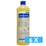 Ecolab | Handafwasmiddel | Assert Lemon | Fles 6 x 1 liter