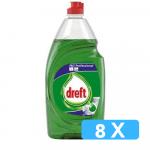 Dreft Profesional Original 8 x 1 liter