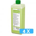 Ecolab Lime-a-way Extra ontkalker 4 x 1 liter