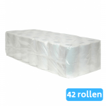 Euro Products Toiletpapier Cellulose 2-laags 7 x 6 rollen