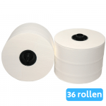 Euro Products | Luxe doprol toiletpapier | 3- laags | 36 x 65 meter
