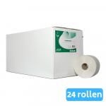 Euro Products | Toiletpapier | Compact 1-laags | 24 x 150 meter