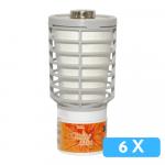 Euro Products | Luchtverfrisser Tcell | Citrus mix | Navullig 6 stuks