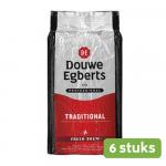 Douwe Egberts Fresh Brew Traditional 6 x 1 kg