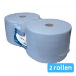 Euro Products | Industriepapier | 1- laags | Blauw | 2 x 1000 meter