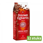 Douwe Egberts Aroma Rood bonen, 12 stuks 250 gr