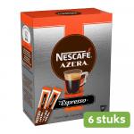 Nescafé Azera espresso 6 x 25 sticks
