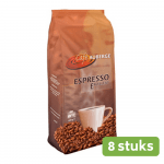 Cafe Auberge Excellent bonen 8 x 1 kg