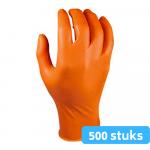 M-safe nitril grippaz handschoen maat 8 10 x 50 handschoenen
