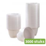 Douwe Egberts | Comfort Cups | 150 ml | 3000 stuks