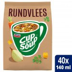 Cup-a-Soup | Automatensoep | Rundvlees | Zak 4 stuks
