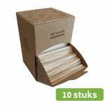 Meesterschap Roerstaafje Hout 10 x 2000 stuks