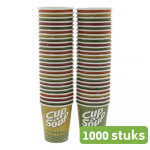 Cup-a-Soup bekers 250 ml 1000 stuks