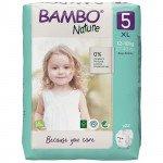 Bambo | Luiers | 5 Junior | 12-18 kg | 22 stuks | 35cnt per luier