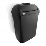 Satino Smart dameshygiënebox 8 liter zwart 180322