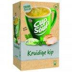 Unox Cup-a-Soup Kruidige kip 175 ml 26 stuks