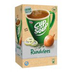 Cup-a-Soup | Runderbouillion bieslook | 26 x 175 ml
