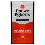Magazijnopruiming: Douwe Egberts Melange Rood Snelfilter 6x 500 gr.