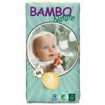Bambo | Luiers 3 | Midi | 5-9 kg | 33 stuks