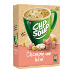 Unox Cup-a-Soup Champignon Ham, 175ml a 21 zakjes