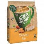 Unox Cup-a-Soup vending Chinese kip 4 zakken