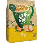 Unox Cup-a-Soup vending kip 4 zakken