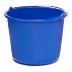 Emmer blauw 12 liter