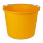 Emmer geel 12 liter