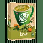 Unox Cup-a-Soup Erwt, 175ml a 21 zakjes