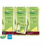 Pickwick Groene thee Original Lemon 75 stuks