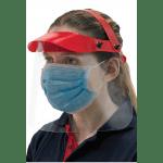 Numatic beschermend gelaatsmasker - zelf te monteren