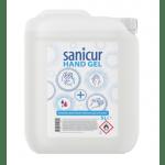 Sanicur | Desinfectie handgel | Jerrycan 5 liter