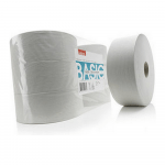 Satino Basic 173018 Jumbo toiletpapier 1-laags 6 x 525 meter