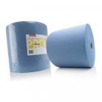Satino premium industriepapier blauw 3-lgs 380 m