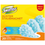 Swiffer handduster refill 20 stuks