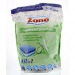 Zone | All- in- one vaatwastabletten | 6 x 100 stuks