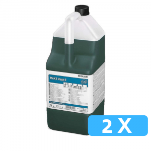 Ecolab Maxx Magic2 allesreiniger 2 x 5 liter