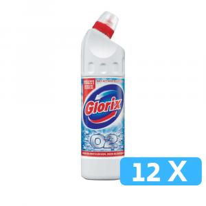 Glorix O2 fles 12 x 750ml
