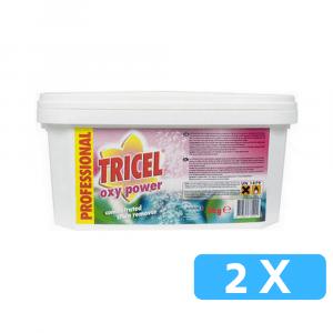 Tricel professional oxi power 2 x 5 kg