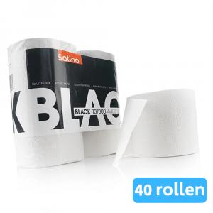 Satino Black 062700 toiletpapier 2-laags wit 40 x 400 vel