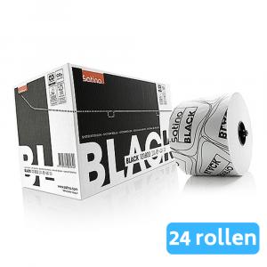 Satino Black 313830 Doprol Toiletpapier 2-laags   24 x 100 meter
