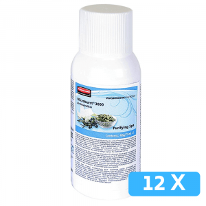 Rubbermaid   Microburst 3000   Purifying Spa   Navulling 12 x 75 ml